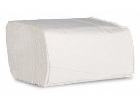 Skládané ručníky Z-Z, celulóza 3000 ks