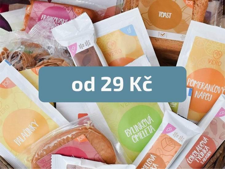 Únorová akce - VERO jídla od 29Kč