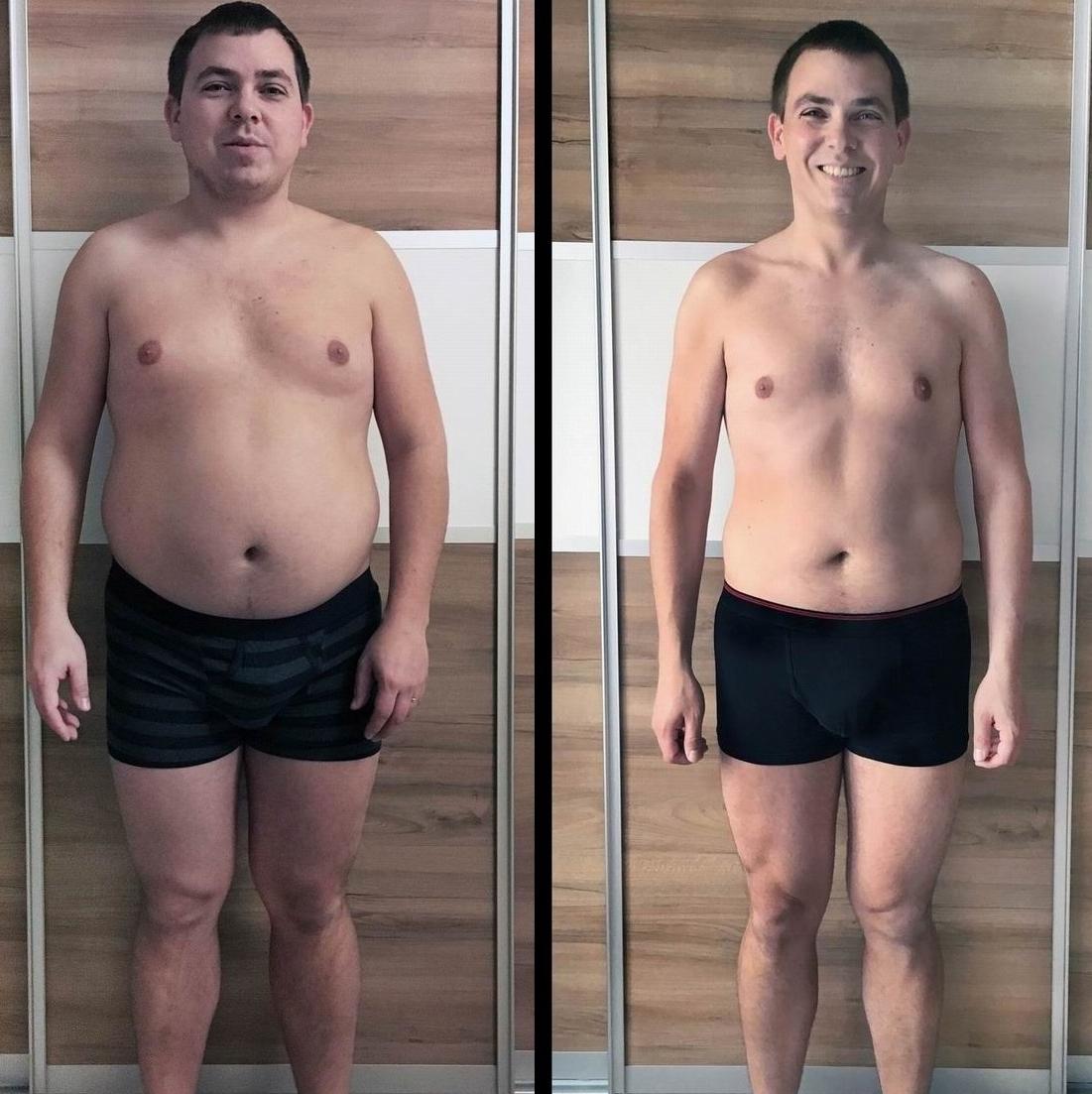 Aleš z VERO, 35 let / za 12 týdnů váha jako ve 20-ti