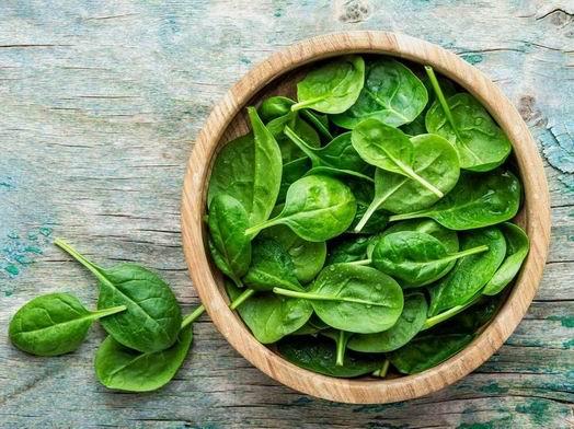 Špenát - zelený poklad