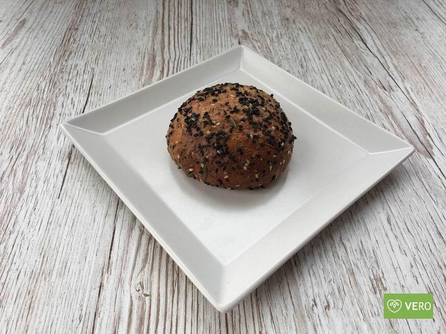 Domácí nízko-sacharidová houska