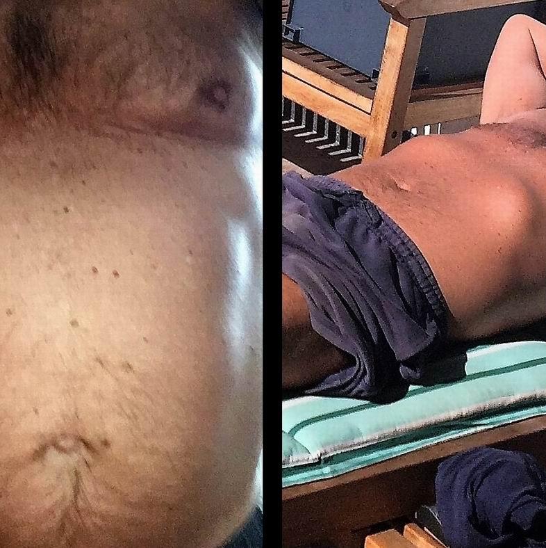 Petr, 57 let / proměna za 6 týdnů