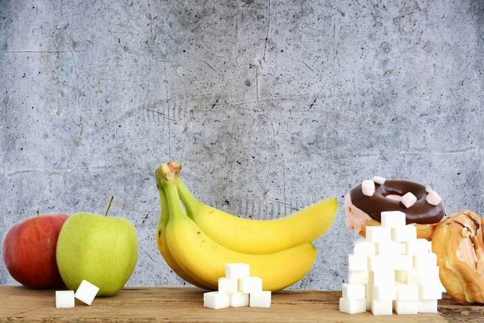 Kolik je cukru v jídle