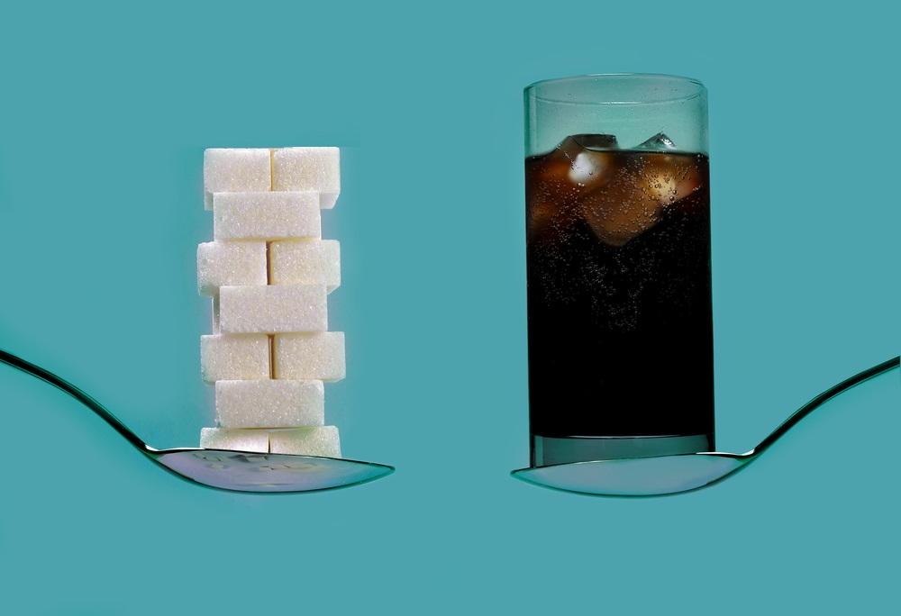 Obsah cukru - Coca Cola
