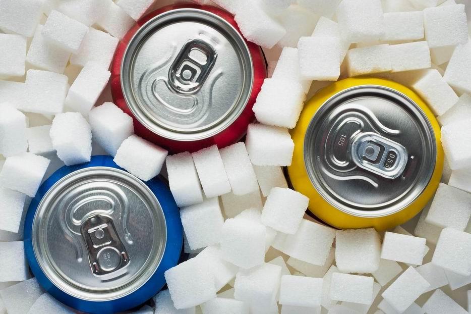 Slazené nápoje obsah cukru