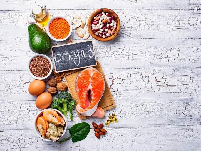 Zdravé tuky - Omega 3, Omega 6 a Omega 9