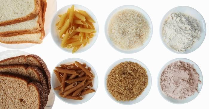 Porovnání jednoduché a komplexní sacharidy