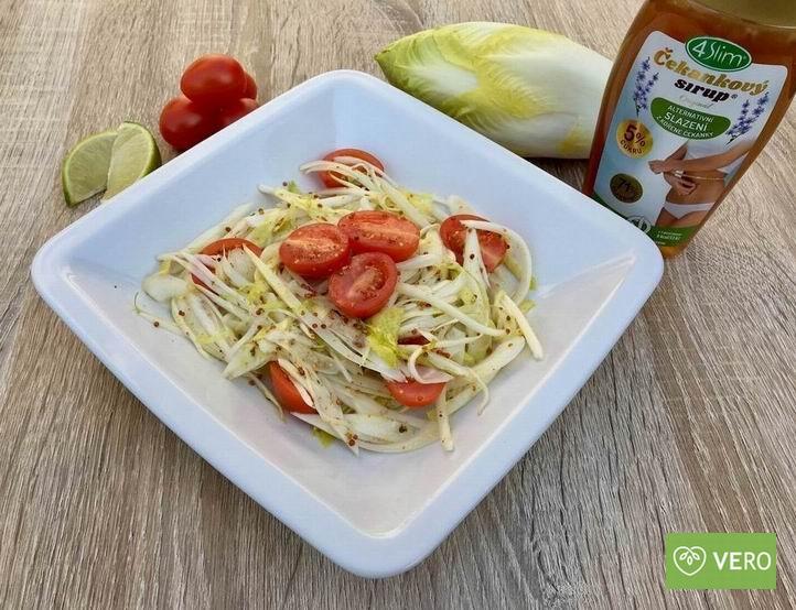 VERO Keto dieta - čekankový salát