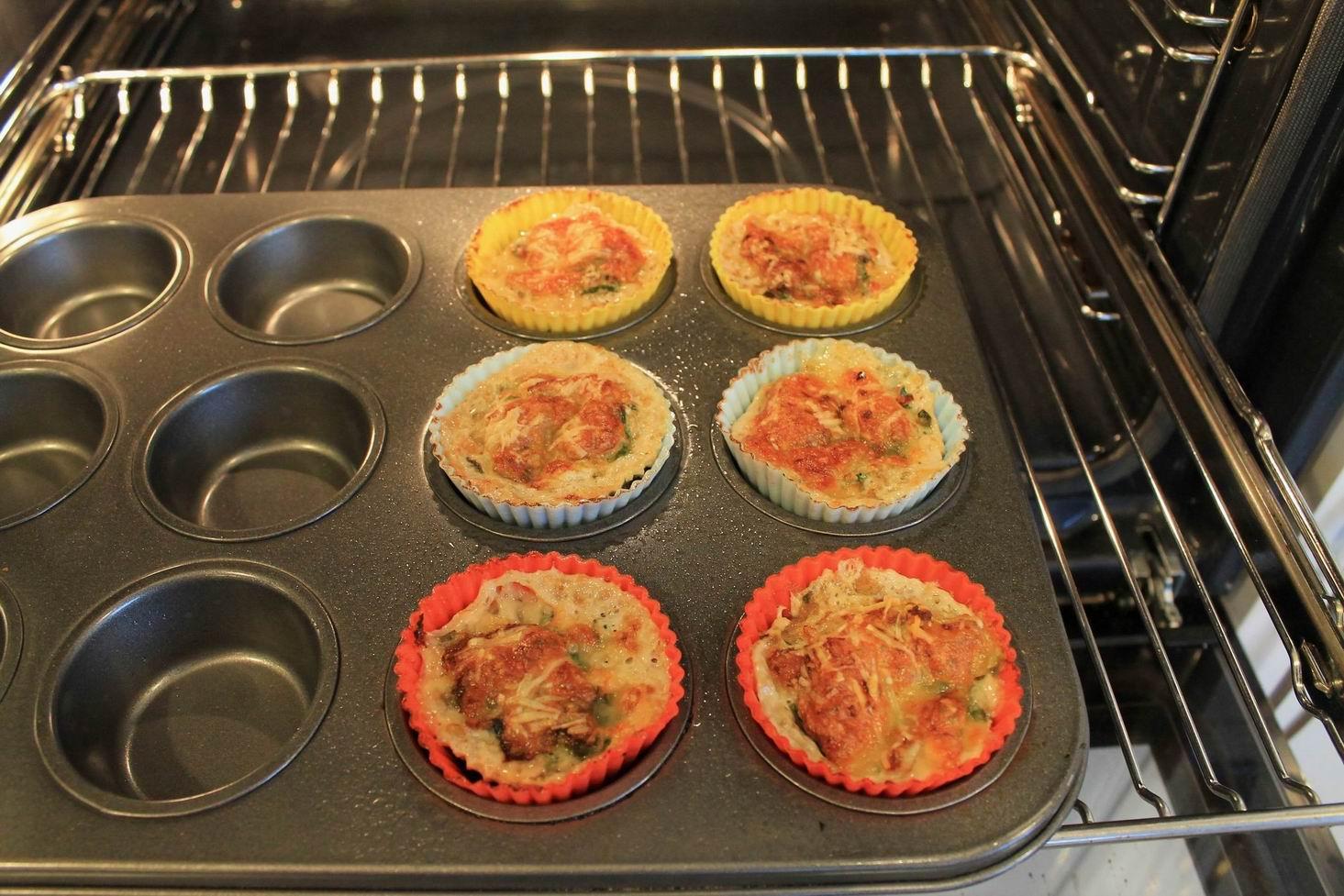 Hovězí muffiny