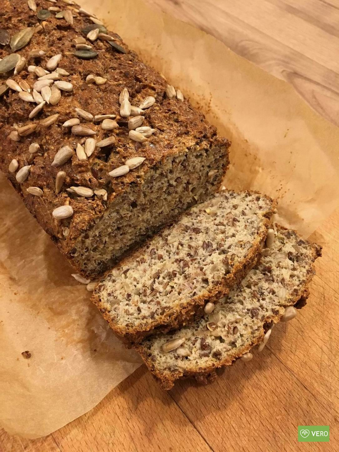 Nízko sacharidový chléb
