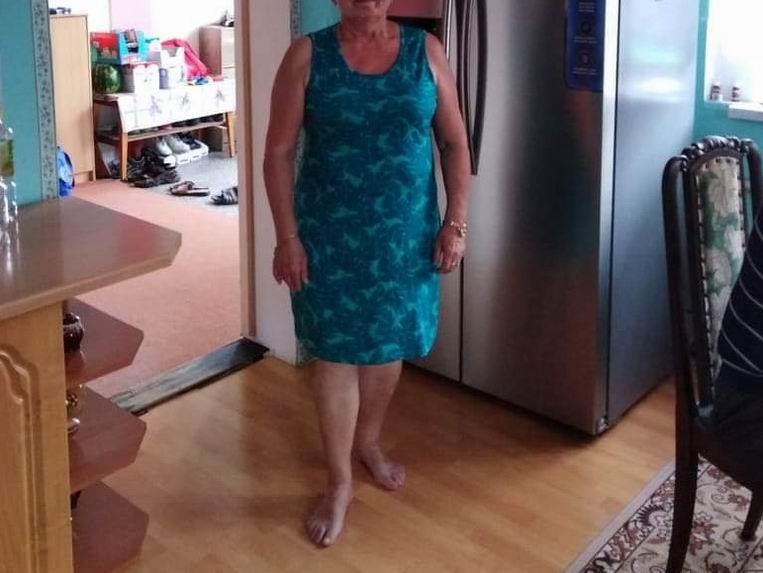 Marie zhubla s proteinovou VERO dietou - foto PO