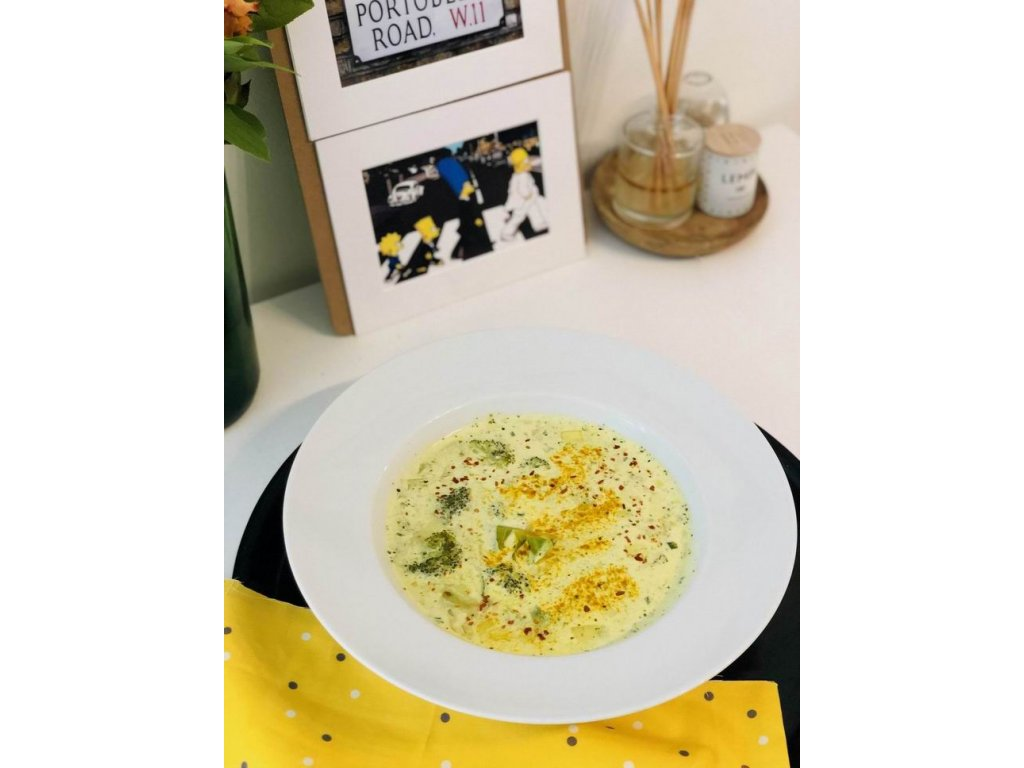 Krémová polévka s chřestovou příchutí (24,5g)