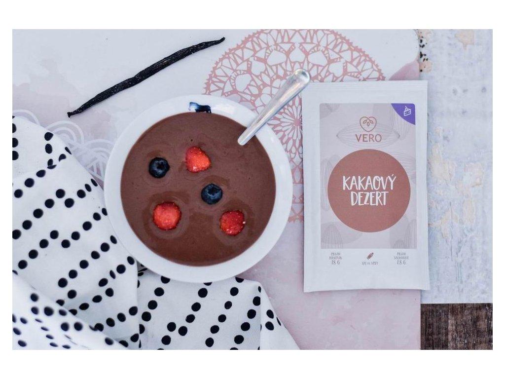 Kakaový dezert (25,5g)