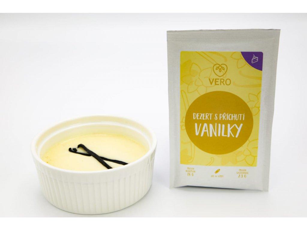 Vanilkový dezert (24g)
