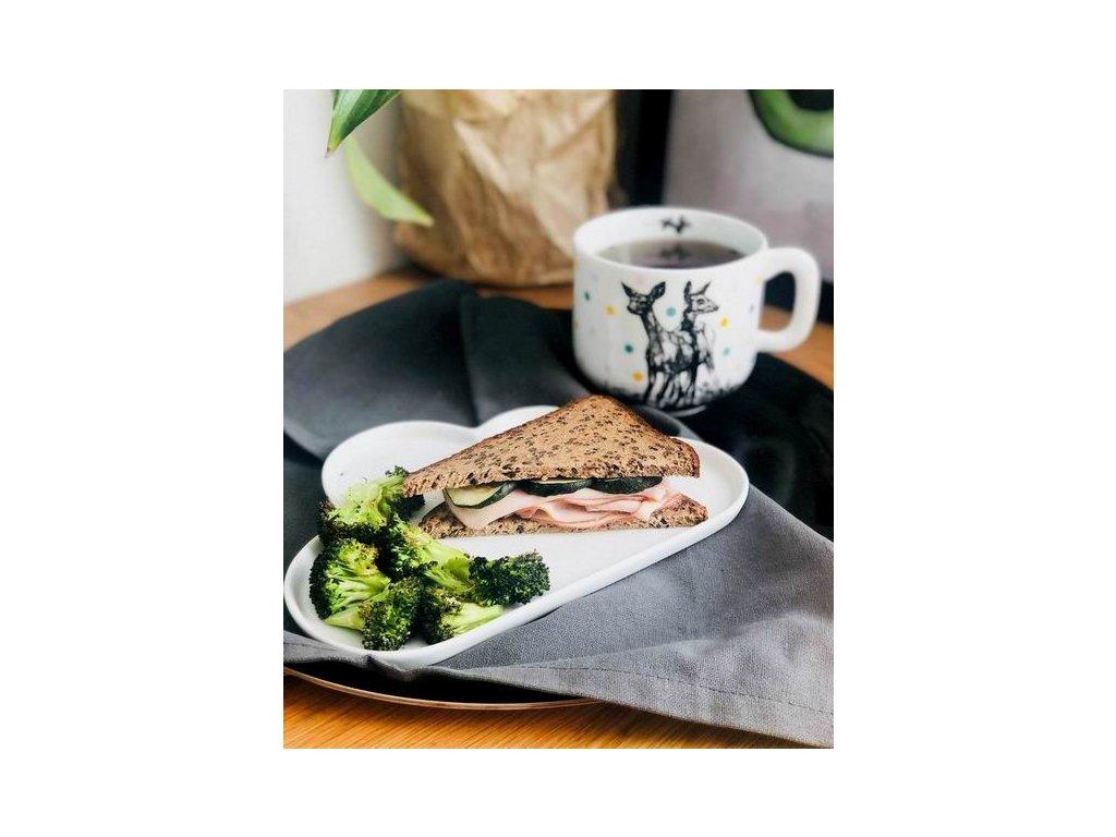 Celozrnný proteinový chléb (5 porcí)