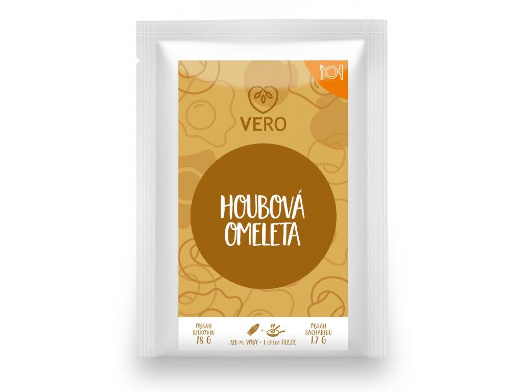 Houbová omeleta (25,5g)