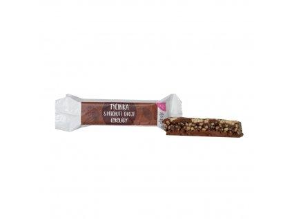 31003 Tycinka s prichuti dvoji cokolady uplne bila
