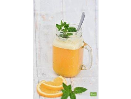 Nápoj s příchutí pomeranče (21,5g)