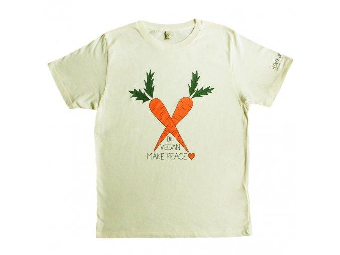 Mrkvové tričko