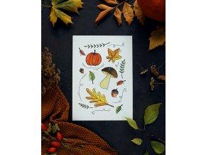 Podzim je láska