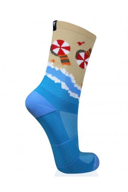 Sportovní ponožky Versus Socks - Beach