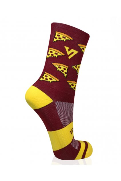 sportovní ponožky versus socks pizza