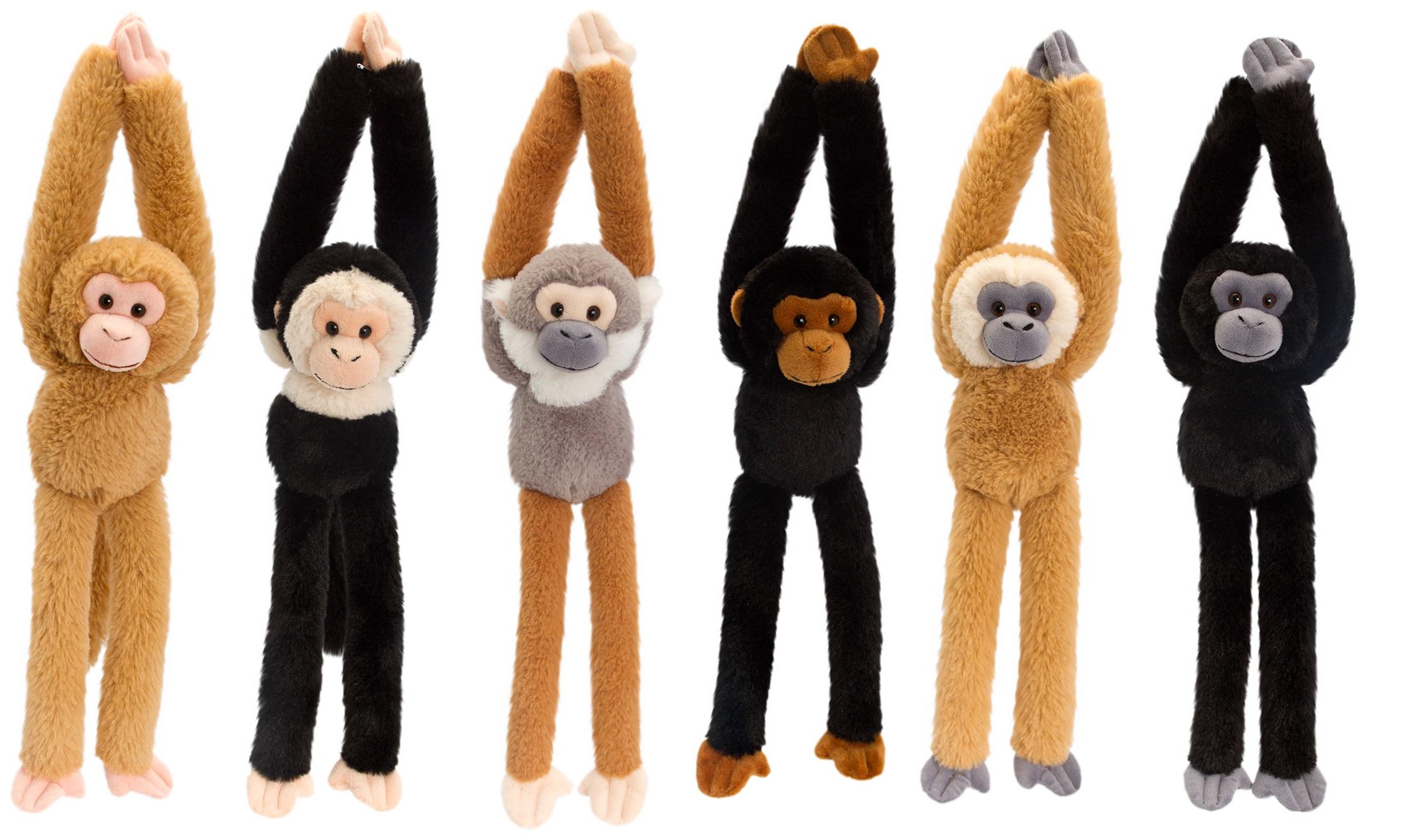 Plyšová vysiaca opica 100cm - Keel Toys