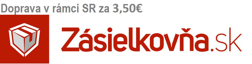Doručenie balíka cez zásielkovňu za 2,20€