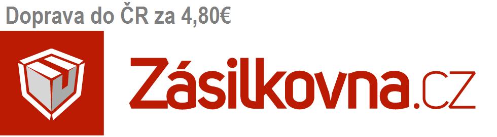 Zásielky do CZ od 4,80€