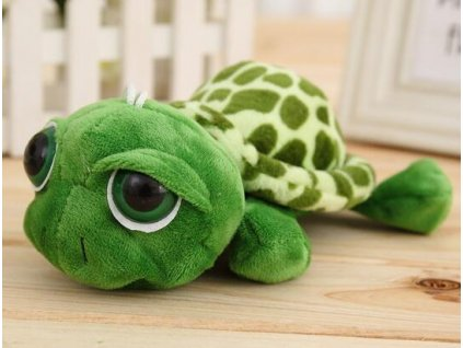 Plyšová korytnačka