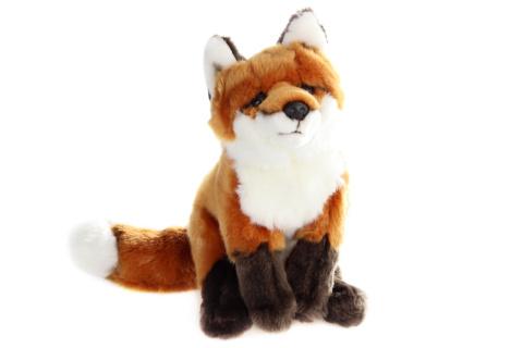 Plyšová líška