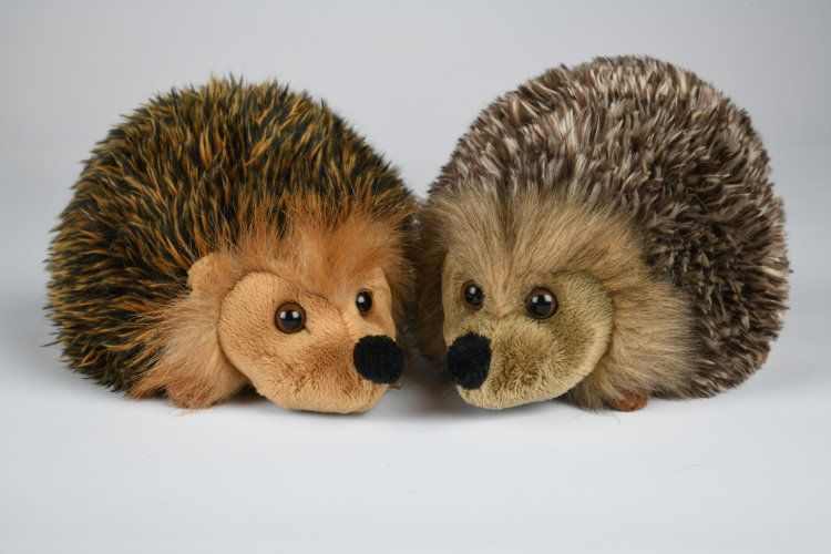 Plyšový ježko