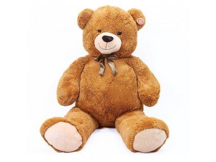obrovský plyšový medveď