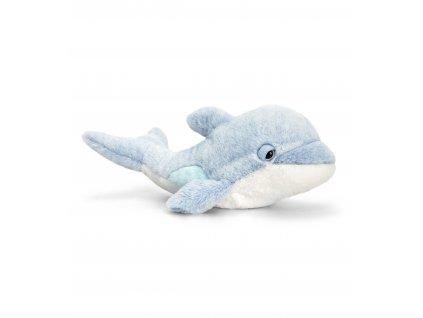 Plyšový-delfín