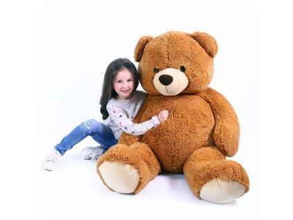 obrovsky plysovy medved