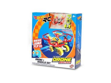 Dron Hot Wheels