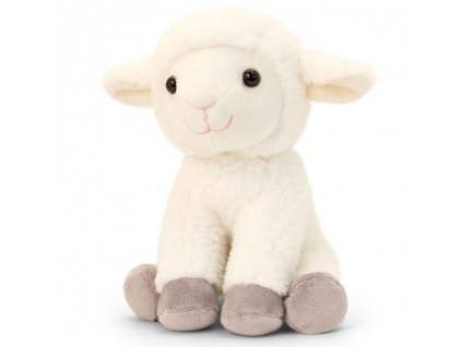 plysova ovca sediaca