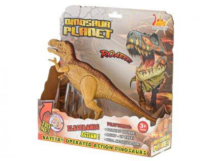 dinosaurus so zvukom