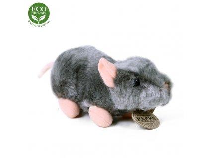 plyšák myš