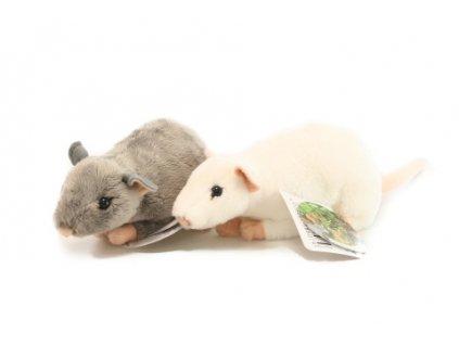 plyšová myš