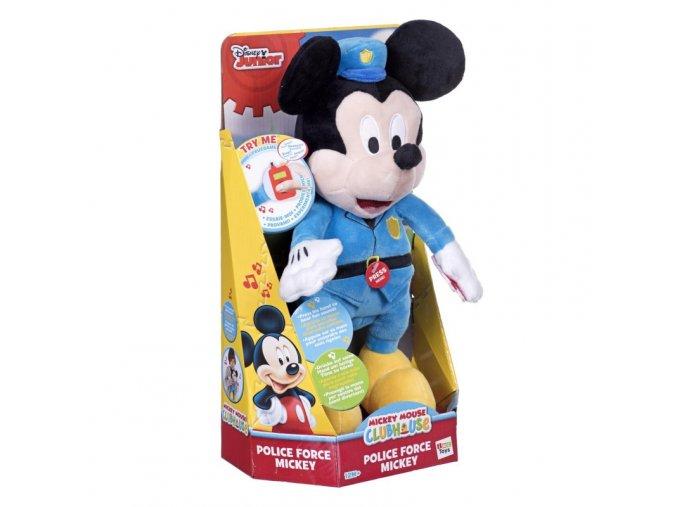 mickey mouse policajt