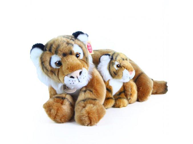 plysak tiger s mladatom