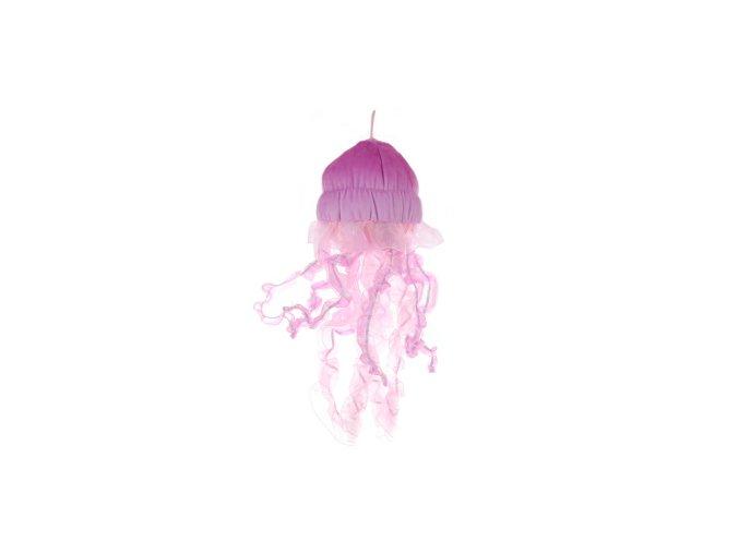 plyšová medúza