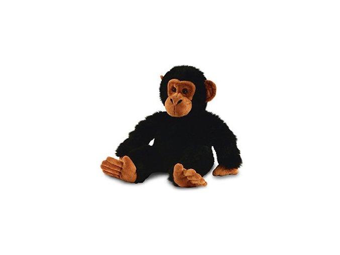 plyšový šimpanz