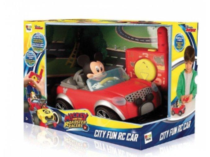 autíčko mickey mouse
