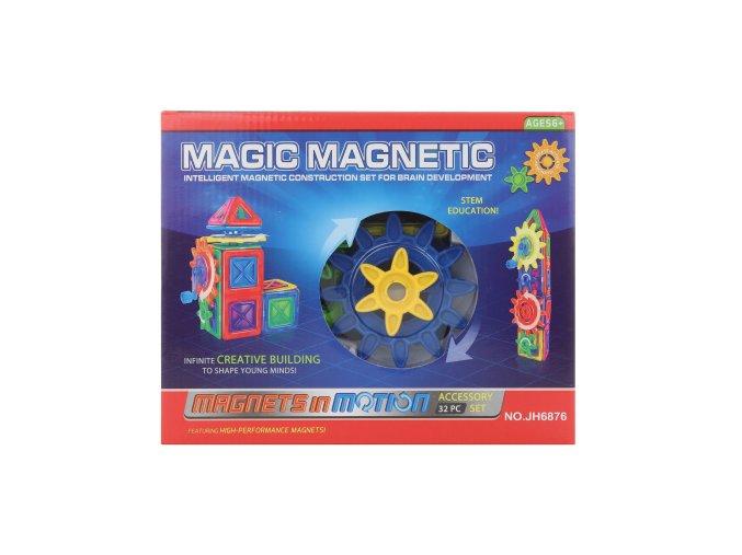 magneticka stavebnica
