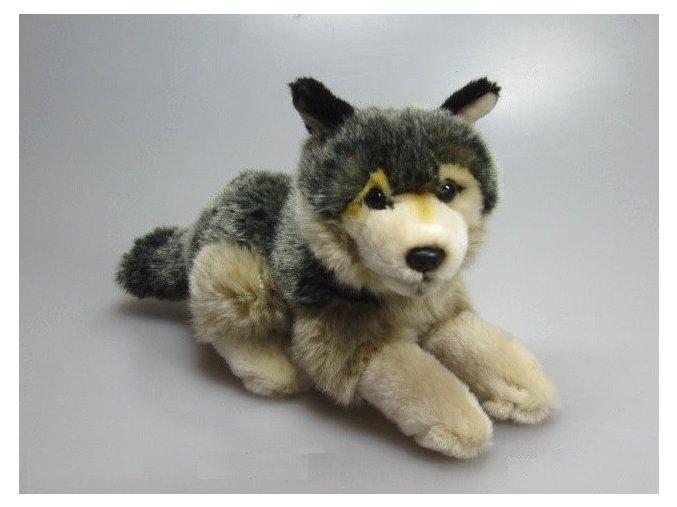 plyšový vlk