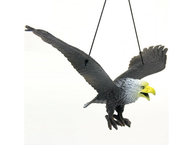 Eagle soft plastic model the eagle animal toy child decoration props