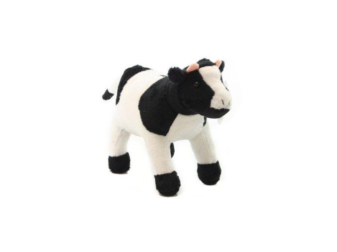 Plyšová krava