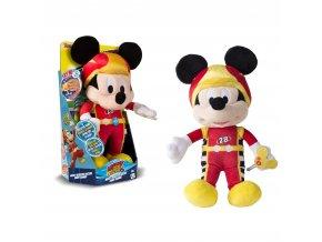 Mickey mouse závodník
